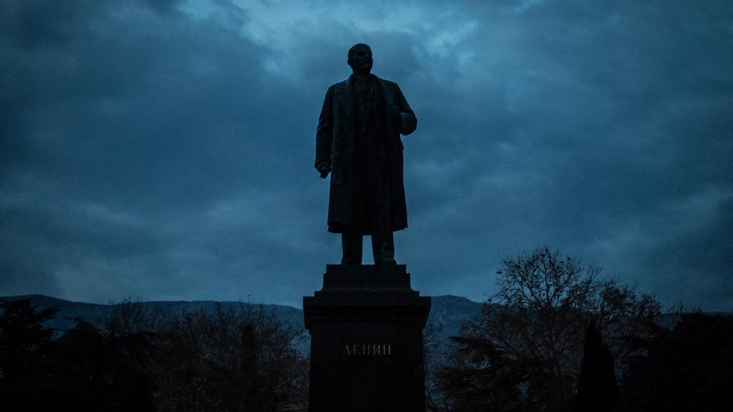 В России Ленин родился