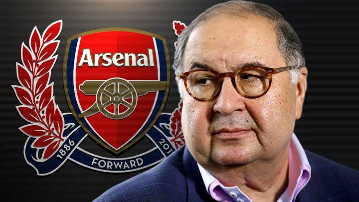 Лихие деньги уходят из футбола Англии: Усманов продает акции «Арсенала»