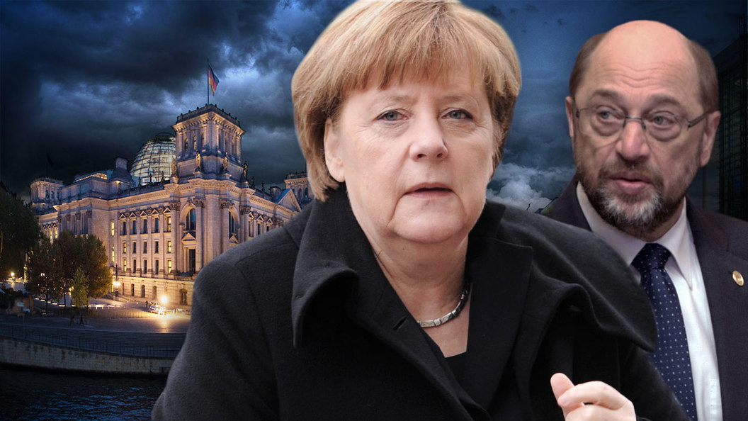 Германию уже лихорадит перед выборами в бундестаг