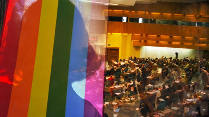 Крупная победа: «Права геев» не нашли поддержки в Ассамблее Межпарламентского союза