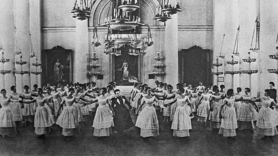 Воспитательное общество: Начало женского образования в России