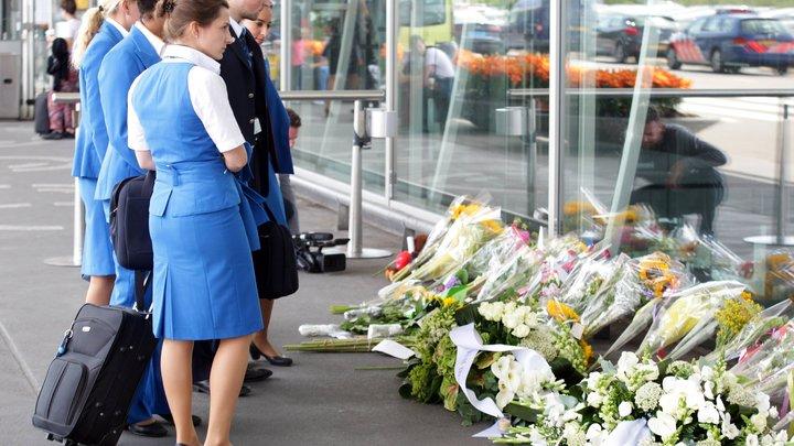 Украинцы сбили самолёт с десятками пассажиров и свалили вину на Россию. История повторяется