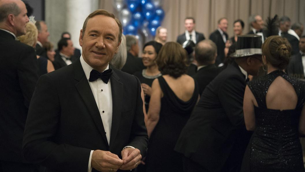 Съемки сериала «Карточный домик» приостановлены на неизвестный срок— Deadline
