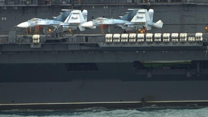Авианосец России нужен. Но денег в госпрограмме вооружений нет - источник