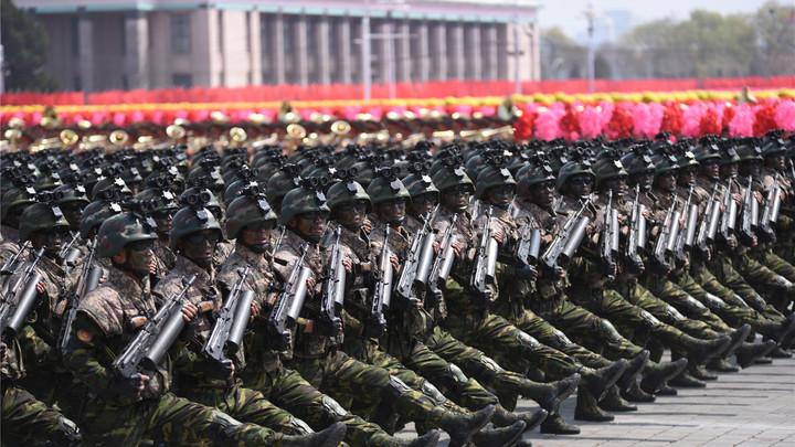 Пхеньян созвал более 3 млн добровольцев на войну с США