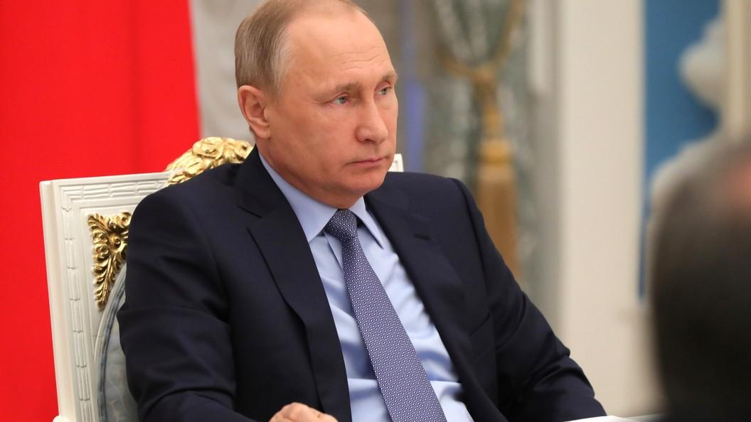 Путин провел ротацию полпредов