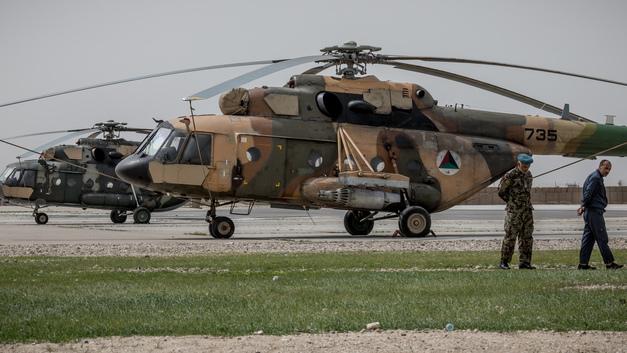 Военный вертолет рухнул в Болгарии, есть погибшие