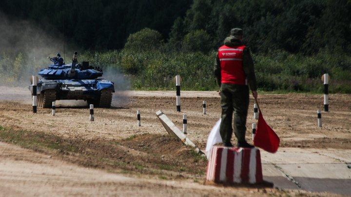 Стабильность - признак мастерства: Русские танки седьмой год подряд берут золото в состязаниях АрМИ