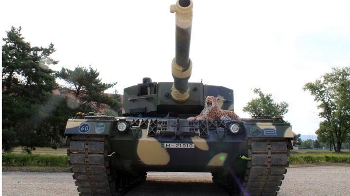 Венгрия променяла Т-72 на Leopard 2 и теперь жестоко расплачивается