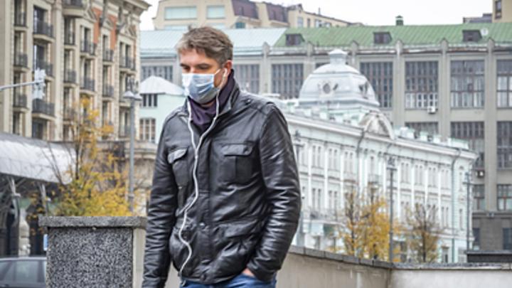 Эпидемиолог дал советы, чем заменить медицинскую маску в условиях пандемии
