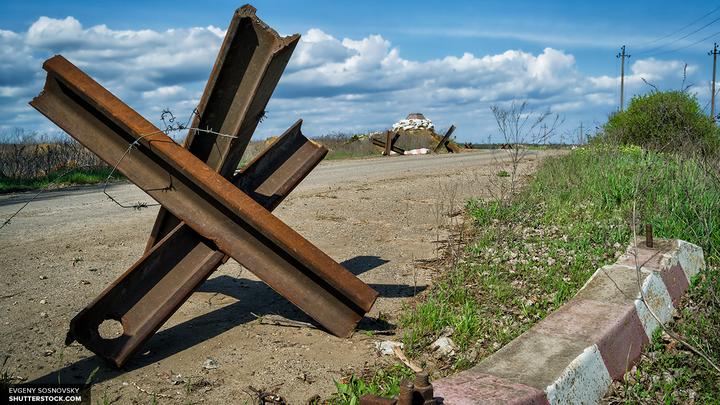 ВСУ заявили о захвате части серой зоны в направлении Луганской народной республики