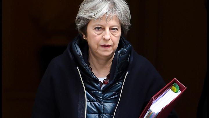 Великобритания заморозит российские активы