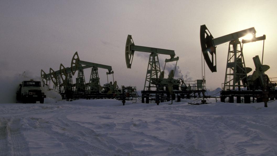 Русская нефть ссамого начала года подорожала в1,25 раза