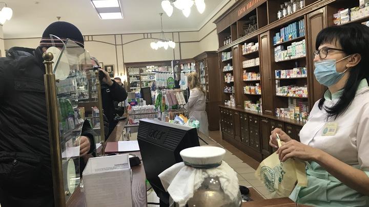 Мэр Кургана рекомендовал пожилым горожанам лучшее время для похода в аптеку