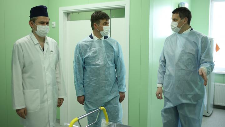 Управленческие ляпы, а СМИ накрутили: Мэр Ростова прокомментировал кислородный скандал в ГБ-20