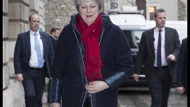 Тереза Мэй назвала условия сделки со стороны ЕС неприемлемыми