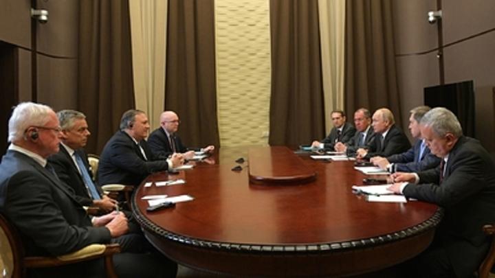 Помпео сделал неожиданное признание после переговоров с Путиным: Мы спасли жизни русских