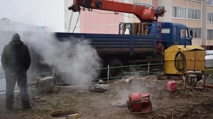 Почти 9000 жителей микрорайона «Московский» в Иванове просидел без тепла и горячей воды целый день