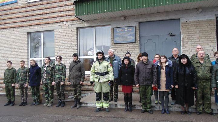 Из-за возгорания в кадетском корпусе Ростовской области четырёх воспитанников отправили в больницу