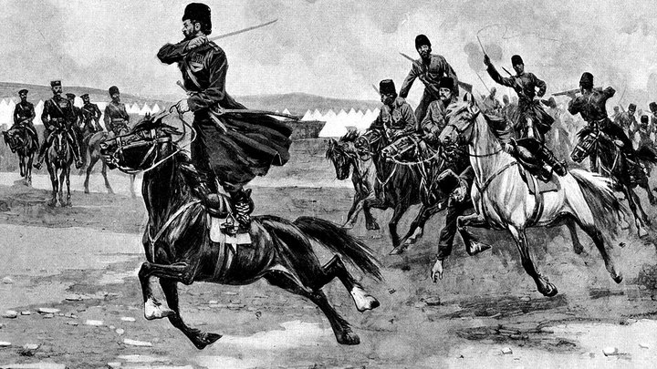 Первый Беслан: День геноцида терского казачества