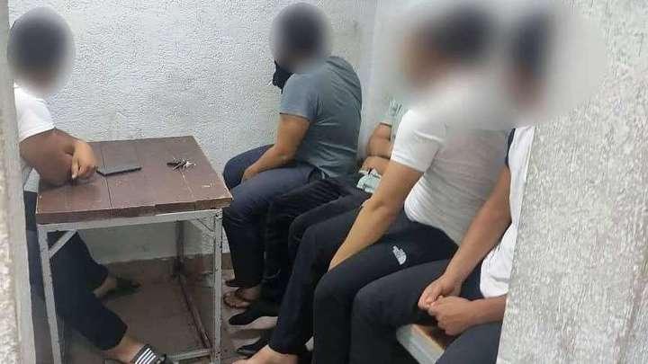 В Анапе задержали мужчин, устроивших драку с поножовщиной