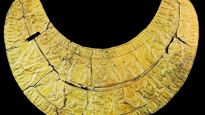Археологи нашли в Крыму новые золотые шедевры скифов