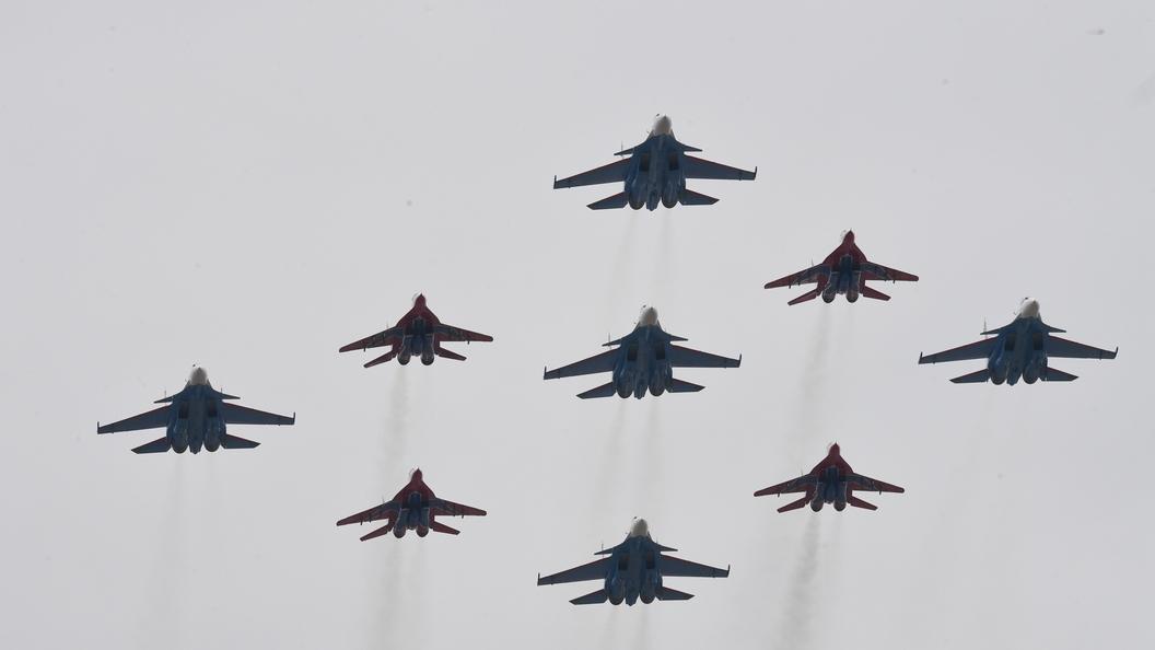 Нигерия закупила 12 российских истребителей Су-30СМ