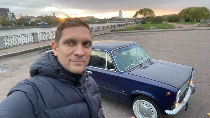 И я туда же: бывший гонщик «Формулы-1» Виталий Петров заразился коронавирусом
