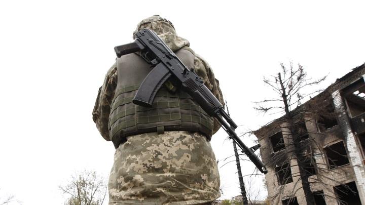 В Донбассе подорвался на мине ветеран Нацгвардии Украины