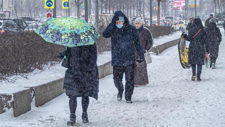 Во Владимирской области 7 марта будет метель и штормовой ветер