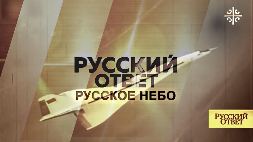 Русское небо: состояние гражданской авиации [Русский ответ]