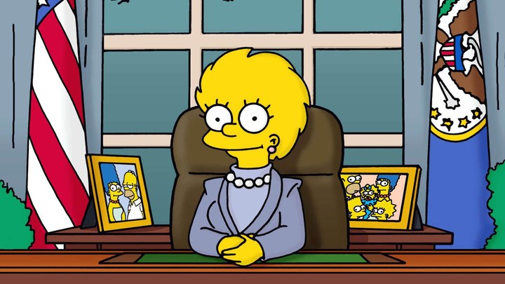 Это было предупреждением: Симпсоны опять напророчили будущее. Даже Собчак удивилась