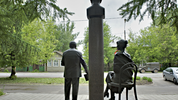 К 100-летию со дня гибели: В Петербурге может появиться памятник поэту Гумилёву