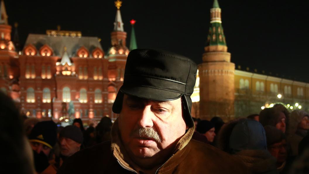 Московские власти согласовали митинг оппозиции напроспекте Сахарова 24декабря