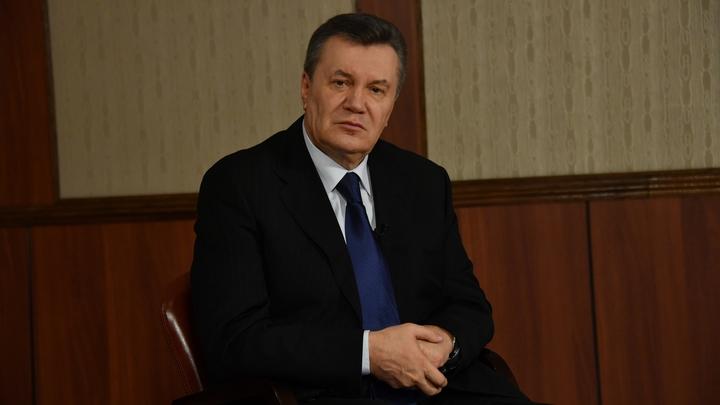Янукович пофамильно перечислил виновников бед Донбасса: Почувствовавшие вкус крови