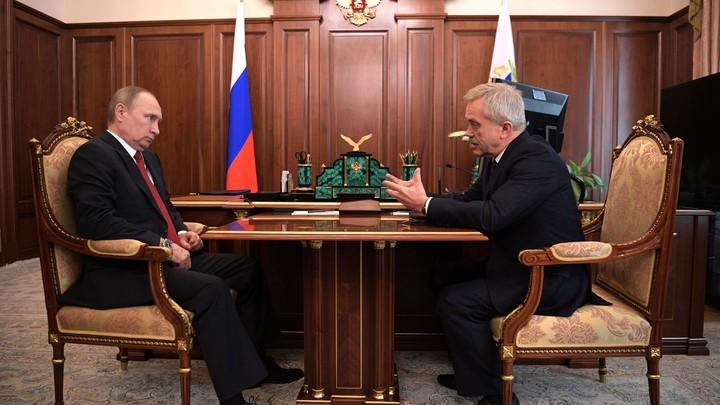 Савченко - это золотой векБелгородской области:Как регион стал чудом России