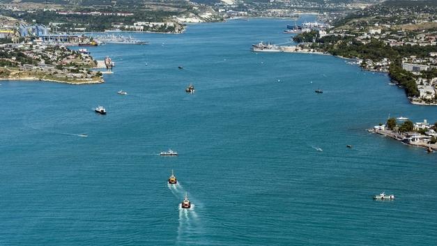 «Полезные» водоросли очистили Черное море