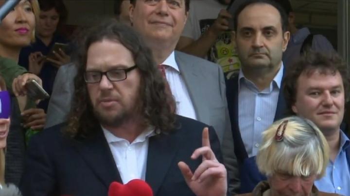 За компанию с Берковой: Осужденный за мошенничество Полонский хочет стать президентом