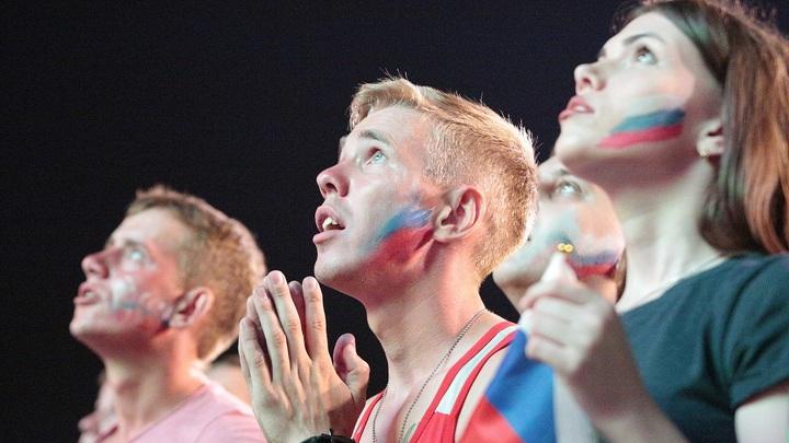 Вечер, когда вся страна обнимала сборную: Реакция соцсетей на матч Россия - Хорватия