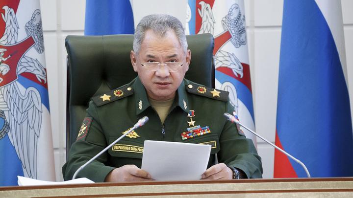 Не слушаете Лаврова, будете иметь дело с Шойгу. Глава Минобороны РФ созвонился с Ереваном и Баку