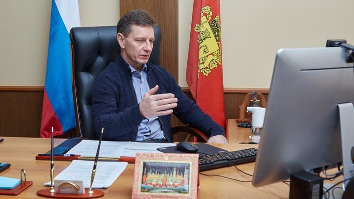 До 28 сентября должно стать известно, перейдет ли Владимир Сипягин на службу в Госдуму