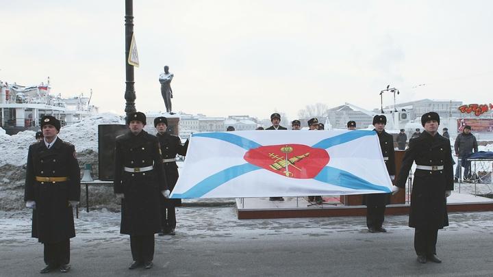 Напугавший США фрегат Адмирал Горшков поднимет Андреевский флаг к осени 2018 года