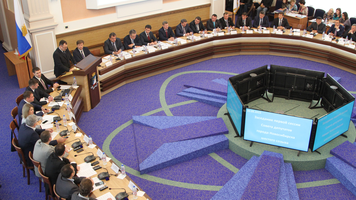Общественник заявил о фальсификации в деле об итогах выборов в горсовет Новосибирска