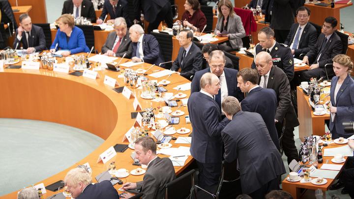 Отказаться от вмешательства и не оказывать военной поддержки: В Берлине согласован итоговый документ по Ливии