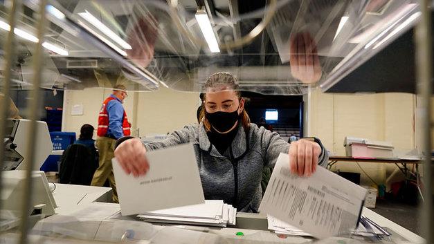 Откровения математиков: Главный ночной секрет американских выборов