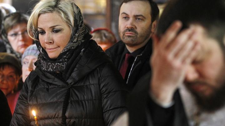 Максакова о воскресшем после покушения Вороненкове: Тошнит