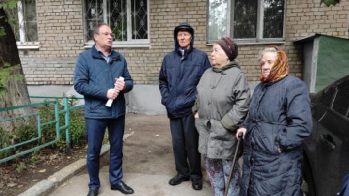 Самарцев обманули: снос детского сада на улице Промышленности, 317 так и не остановили