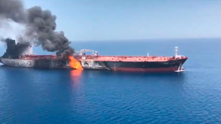Кому выгодна атака на танкеры в Персидском заливе? Пока ответа нет