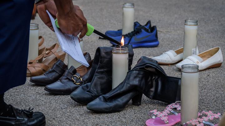 Едущим вСША грозит смерть отогнестрельного оружия— Amnesty International