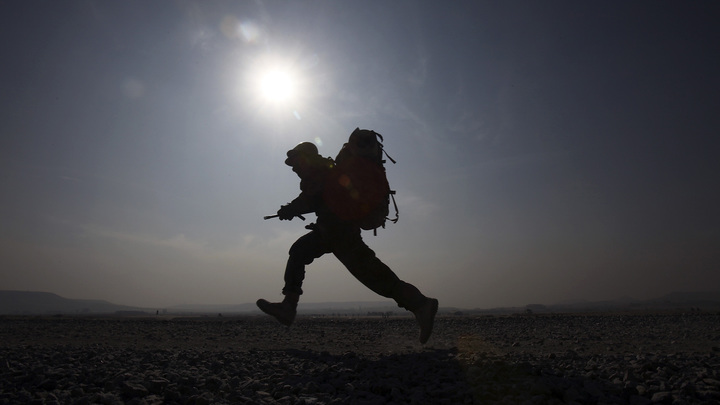Два бойца британского спецназа ранены во время атаки ИГ в Сирии